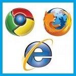 Просмотр информации о дополнениях браузеров