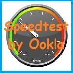 Расширение Speedtest by Ookla для Google Chrome