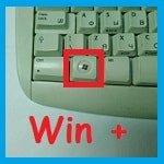 Windows 10 – сочетания клавиш с кнопкой Windows (Win)