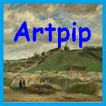 Шедевры мировой живописи на рабочем столе компьютера - приложение Artpip